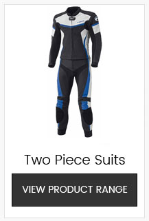 Held Mens Two Piece Leather Motorcycle Suits