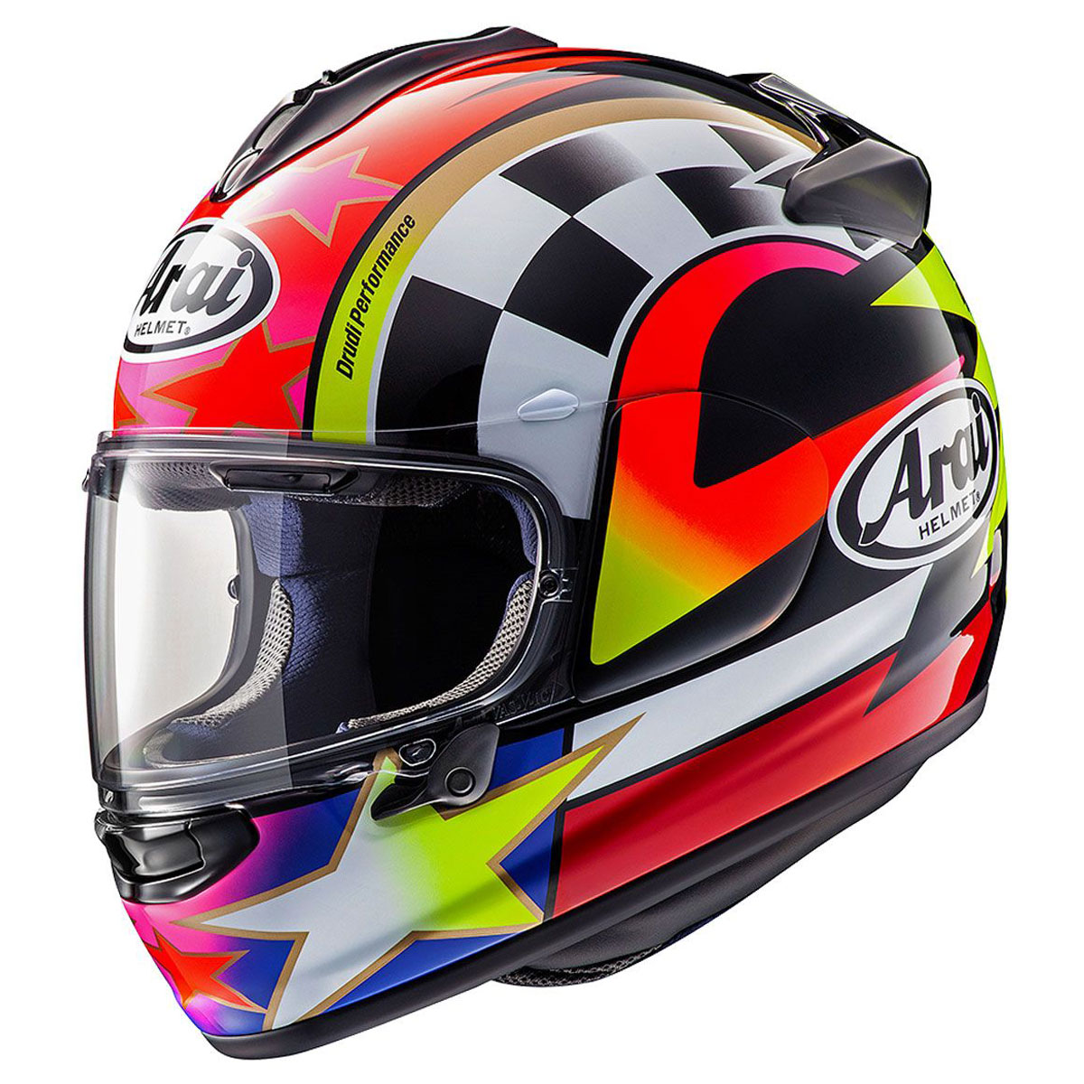 Arai Chaser X Schwantz 95 Motorbike Motorcycle Helmet Ebay