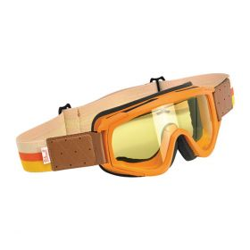 Biltwell Overland Goggles Orange