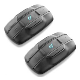 Interphone Bluetooth Headset Edge Twin Pack