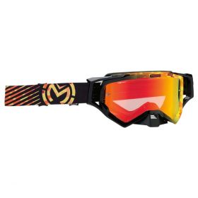 Moose Racing XCR Goggle Camo Yellow / Orange