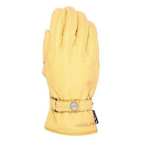 Segura Chelsea Leather Gloves Beige