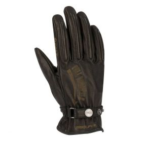 Segura Cox CE Leather Gloves Black