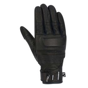 Segura Horson CE Leather Gloves Black / Red