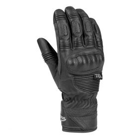 Segura Ramirez CE Leather Gloves Black