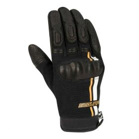 Segura Scotty Leather Gloves Black