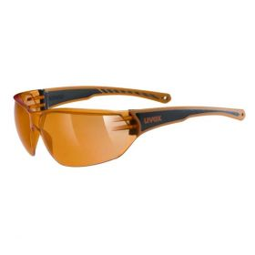 Uvex SP 204 Sunglasses Orange