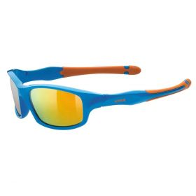 Uvex SP 507 Sunglasses Blue / Orange
